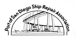 Port of San Diego Ship Repair Association  Logo