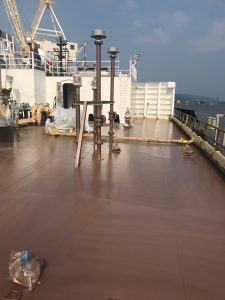 Marine Sandblasting and Painting, Marine Coatings, Seward, Alaska, JAG Alaska