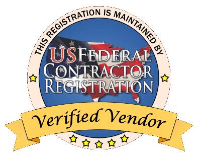 GSA Small Business Set Aside Vendor Logo